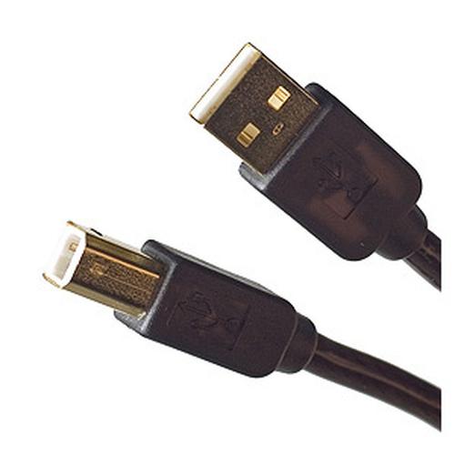 Poly - USB-Kabel - USB (M) bis USB Typ B (M) - 1.6 m (Packung mit 5) - für Poly CX700 IP Phone