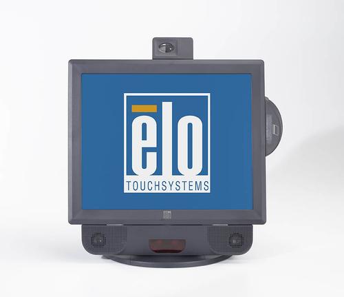 Elo - Lesegerät für Fingerabdruck - USB - Dunkelgrau - für Touchcomputer 15A2, 17A2
