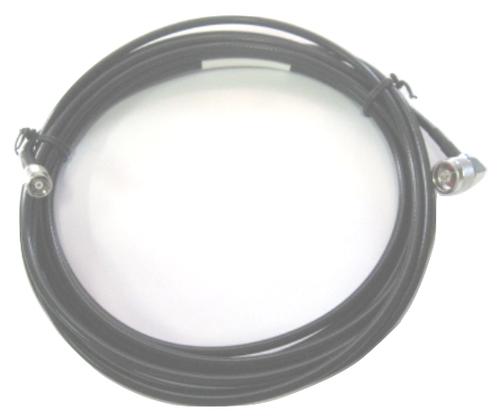 Motorola - Antennenkabel - N-Anschluss (M) bis RP-TNC (M) - 9.14 m - LMR-240