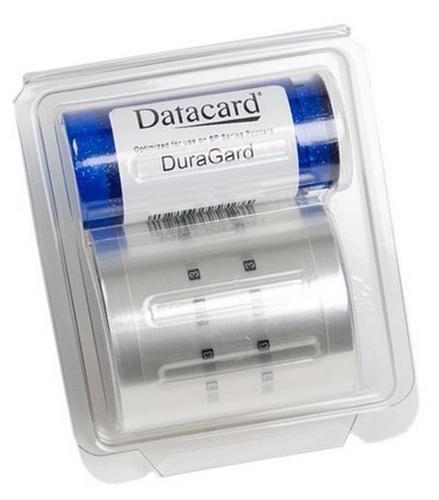 Datacard DuraGard - Klar - Laminierfolie - für Datacard SP75, SP75 Plus