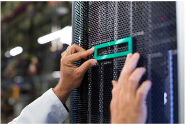 HPE - Zubehörkit für Netzwerkeinheit - für HPE SN3000B 16Gb, SN6000B, SN6000B 16Gb; StoreFabric SN6000B 16Gb