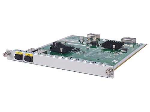HPE MSR 2p 1000BASE-X HMIM Mod
