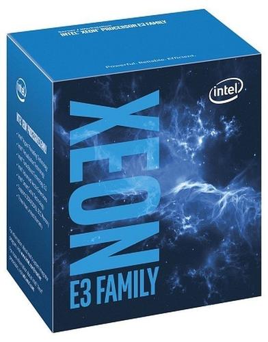 Intel Xeon E3-1270V6 - 3.8 GHz - 4 Kerne - 8 Threads - 8 MB Cache-Speicher - LGA1151 Socket