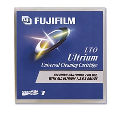 Fuji - LTO Ultrium - etikettiert - Reinigungskassette - für PRIMERGY RX600 S6, TX1320 M3, TX1320 M4, TX1330 M3, TX1330 M4, TX2550 M4, TX2550 M5