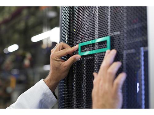 HPE 568FLR-SFP+ Media Module - Netzwerkadapter - 10 Gigabit SFP+ x 2 - für ProLiant DL180 Gen10, DX170r Gen10, XL170r Gen10, XL190r Gen10