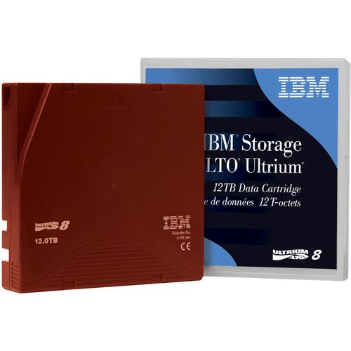 Lenovo - 5 x LTO Ultrium 8 - 12 TB / 30 TB - für TS2280 6160-H8S