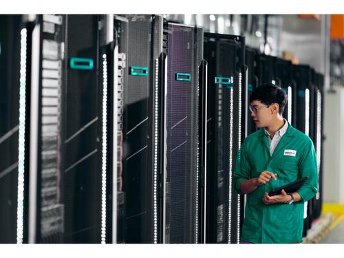 HPE 2SFF SAS/SATA - Aktivierungs-Kit - Feld-Upgrade - für ProLiant DL325 Gen10