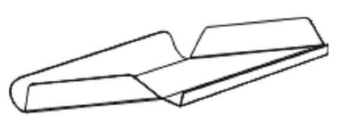 CATCH TRAY F/CUTTER ZT410 ZM400