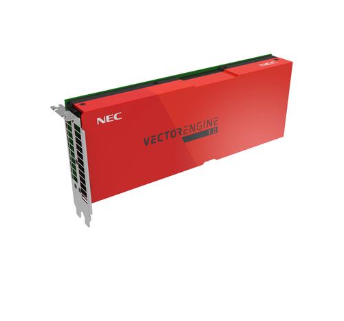 NEC VECTOR ENGINE ACCELER-STOCK