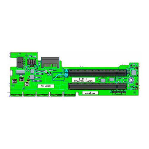 HPE x16/x16 GPU Slot2/3 - Riser Card - für ProLiant DL380 Gen10 Plus Network Choice, DL385 Gen10 Plus, DL385 Gen10 Plus Entry