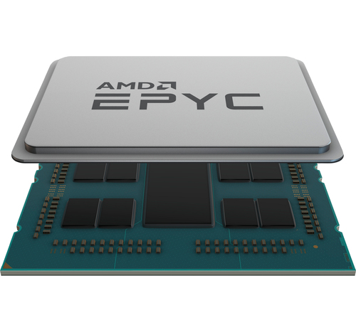 AMD EPYC 7452 - 2.35 GHz - 32 Kerne - 64 Threads - 128 MB Cache-Speicher - Socket SP3