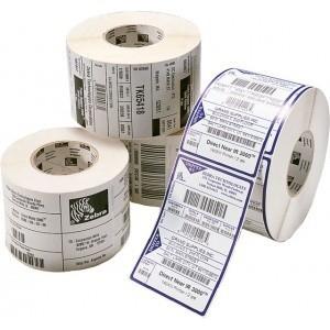 Zebra Z-Select 2000D - 60 Mikron - Rolle (8,25 cm x 250 m) 4 Rolle(n) Quittungspapier - für Zebra KR403, TTP 2010, TTP 2020, TTP 2030