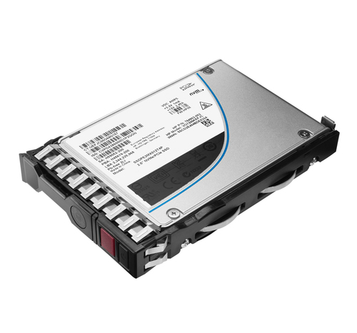 """HPE Mixed Use High Performance Universal Connect - Solid-State-Disk - 800 GB - Hot-Swap - 2.5"""" SFF (6.4 cm SFF) - PCI Express (NVMe)"""