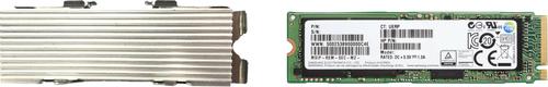 HP Z Turbo Drive Kit - Solid-State-Disk - verschlüsselt - 256 GB - intern - PCI Express