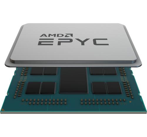 AMD EPYC 7443 - 2.85 GHz - 24 Kerne - für ProLiant DL365 Gen10 Plus, DL385 Gen10 Plus V2