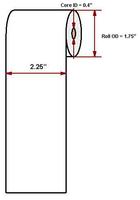 O'Neil Premium - Rolle (5,7 cm) Thermopapier - für microFlash 2