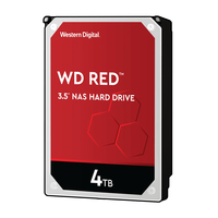 4TB RED 256MB 3.5IN