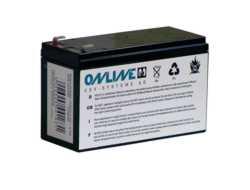 Online USV - USV-Akku - für YUNTO Q 450, 700