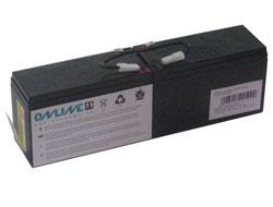 Online USV ZINTO A 800 - USV-Akku - 1 x