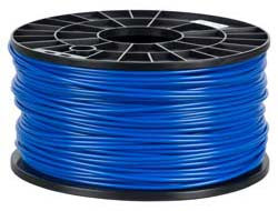 ABS FILAMENT BLUE 3MM