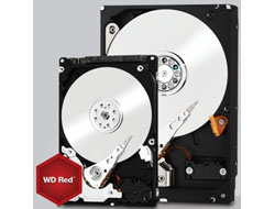 WD Red NAS Hard Drive WD30EFRX - Festplatte - 3 TB - intern - 8.9 cm (3.5