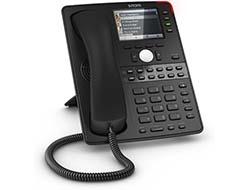 snom D765 - VoIP-Telefon - Bluetooth-Schnittstelle - SIP - 12 Leitungen - Schwarz