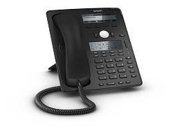 snom D745 - VoIP-Telefon - SIP - 12 Leitungen - Schwarz