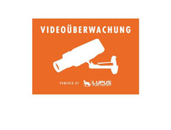 LUPUS Electronics - LUPUS STICKER - VIDEO