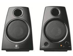 Lautsprecher Z130 Speaker / 2.0 / 5 Watt Gesamtleistung RMS / schwarz /