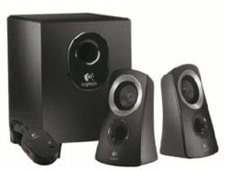 Logitech Speaker Z313 2.1 Klinke