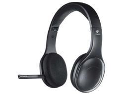 Logitech Wireless Headset H800 - Headset - On-Ear - drahtlos - 2,4 GHz