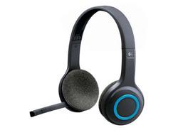 Logitech Wireless Headset H600 - Headset - On-Ear - drahtlos - 2,4 GHz