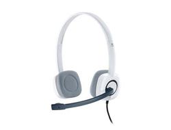 Logitech Stereo Headset H150 - Headset - On-Ear - Coconut