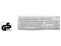Logitech Keyboard K120 for Business [DE] beige