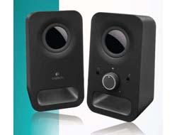 PC Speakers Z150 Midnight Black
