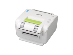 Epson LabelWorks Pro100 - Beschriftungsgerät - monochrom - TD/TT - Rolle (1 cm) - 300 dpi
