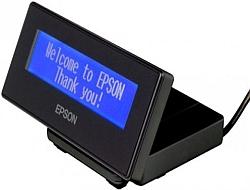 Epson DM-D30 (111) - Kundenanzeige - USB - Schwarz - USB
