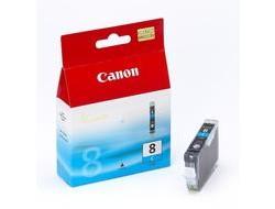 Canon CLI-8C - Cyan - Original - Tintenbehälter - für PIXMA iP3500, iP4500, iP5300, MP510, MP520, MP610, MP960, MP970, MX700, MX850, Pro9000