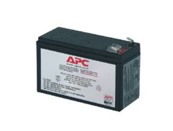 Powerware - USV-Akku - für APC Back-UPS 250, 350, 400, 500; Back-UPS CS 350, 500; Back-UPS Pro 280, 420
