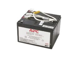 APC Replacement Battery Cartridge #5 - USV-Akku Bleisäure - Schwarz - für Smart-UPS 450, 450NET, 700, 700NET, 700VA