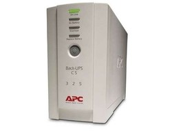 APC Back-UPS CS 325 - USV - Wechselstrom 230 V - 210 Watt - 350 VA - Ausgangsbuchsen: 4