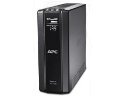 APC Back-UPS Pro 1500 - USV - Wechselstrom 230 V - 865 Watt - 1500 VA - RS-232, USB