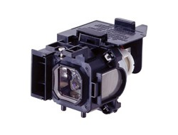 Lampenmodul für NEC VT48/VT58/VT49/VT59. TYP: NSH, Leistung: 150 W, Lebensdauer: bis zu 3000 Stunden, alternative Ersatzteilnummer: VT80LP
