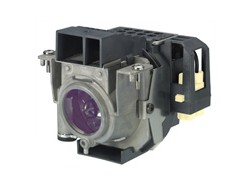 NEC NP02LP - Projektorlampe - 2000 Stunde(n) (Standardmodus) / 3000 Stunde(n) (Energiesparmodus) - für NEC NP40, NP40G, NP50, NP50G; ViewLight NP40J, NP50J