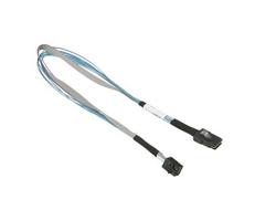 Supermicro - Internes SAS-Kabel - 36 PIN 4iMini MultiLane (M) bis 4x Mini SAS HD (SFF-8643) (M) - 50 cm
