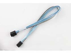 Supermicro - Internes SAS-Kabel - SAS 12Gbit/s - 4x Mini SAS HD (SFF-8643) (M) bis 4x Mini SAS HD (SFF-8643) (M) - 35 cm