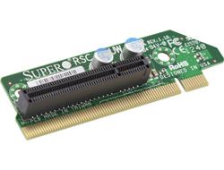 SUPERMICRO - RSC-R1UW-E8R 1U RS RISER CARD