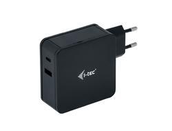 I-TEC USB-C / A CHARGER 60W/12
