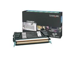 Toner Lexmark C524            black C5240KH