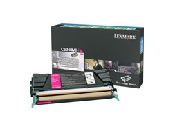 Lexmark Rückgabe-Toner Magenta C524 5.000 Seiten